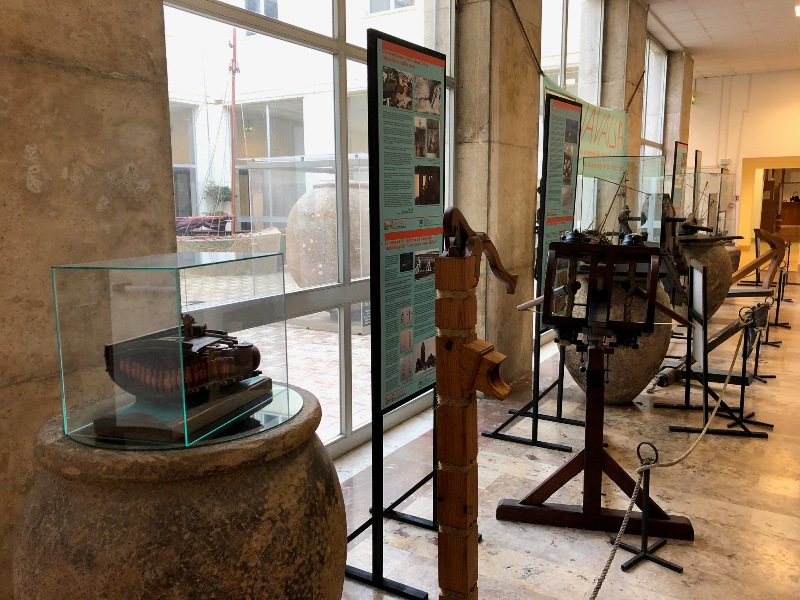 La Capitaneria di Porto di Civitavecchia ospita una parte ...